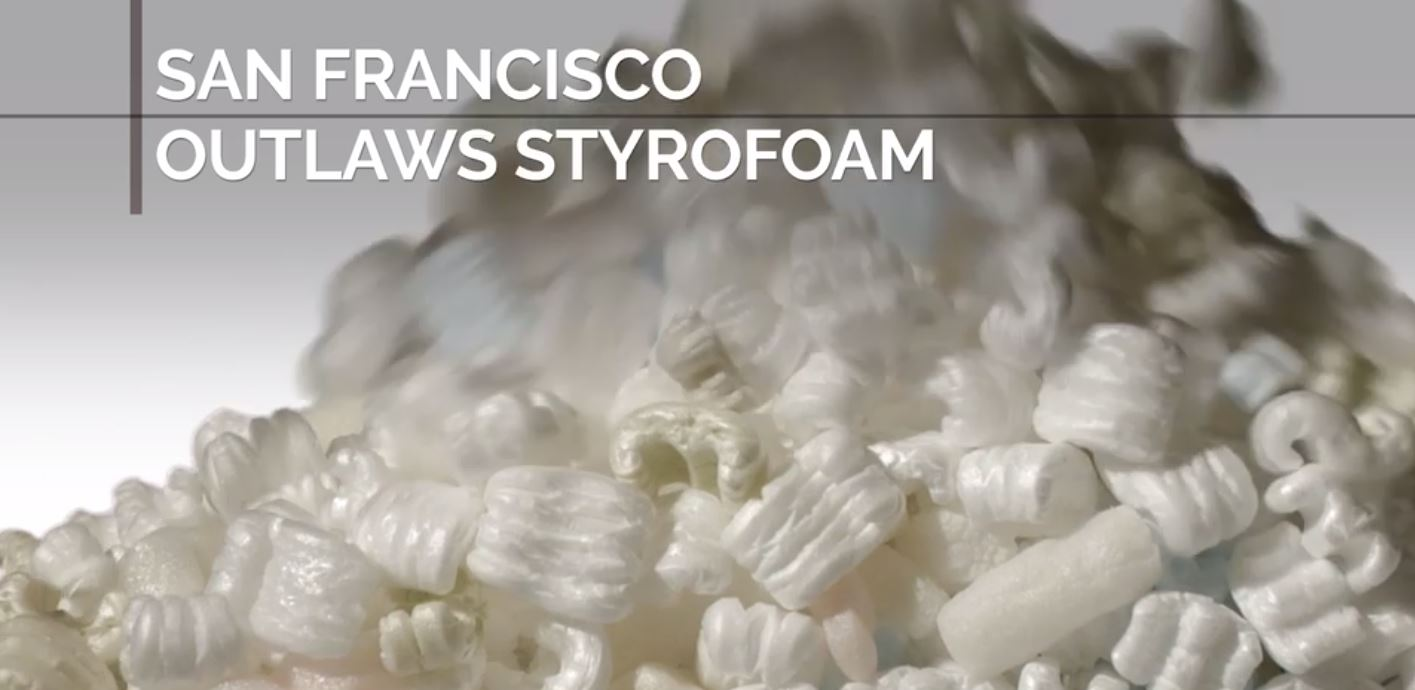 San Francisco: Foam Products Banned In The City | Time.com